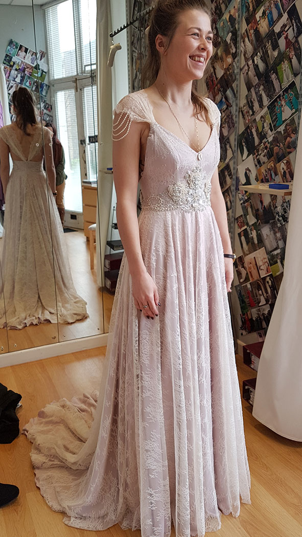 Bespoke Wedding Dresses, Birdal Gown Design, Paradise Grove